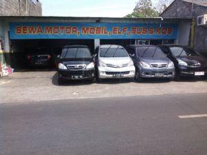 Sewa Mobil Jogja : Avanza